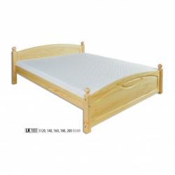 Łóżko sosnowe LK103 LK126