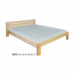 Łóżko sosnowe LK105 LK127