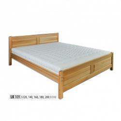 Łóżko bukowe LK109