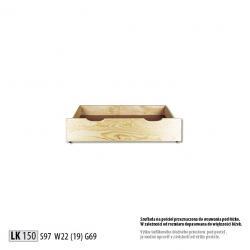 szuflada na pościel
