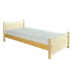 Łóżko sosnwe