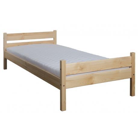 Łóżko sosnowe LK157 Drewmax