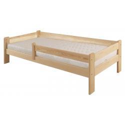 Łóżko sosnowe