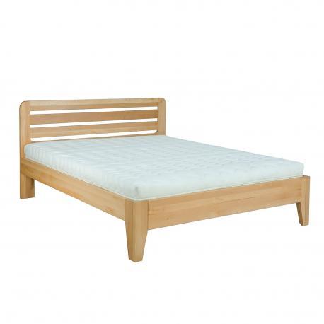 Łóżko bukowe LK189 Drewmax