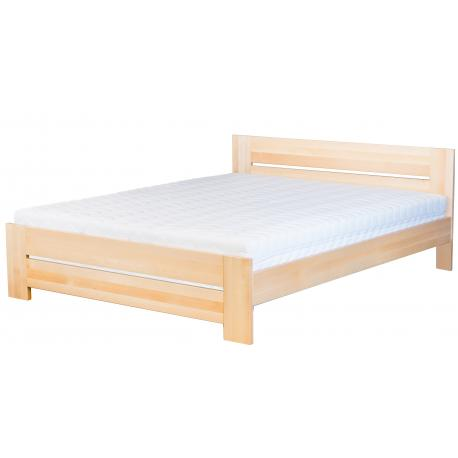 Łóżko bukowe LK198 Drewmax